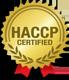 Logo certificato haccp